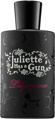 Lady Vengeance byJuliette has a gun